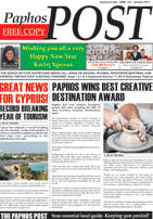 Paphos Post front page